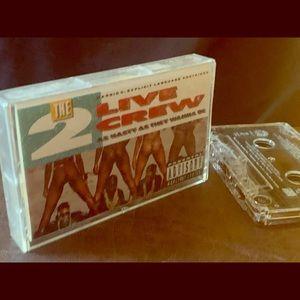 Cassette tape- 2 live crew